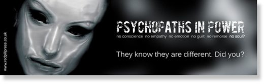 psychopaths in power