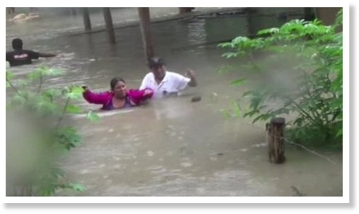 Floods in Peru