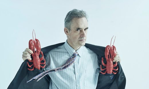 jordan peterson lobsters