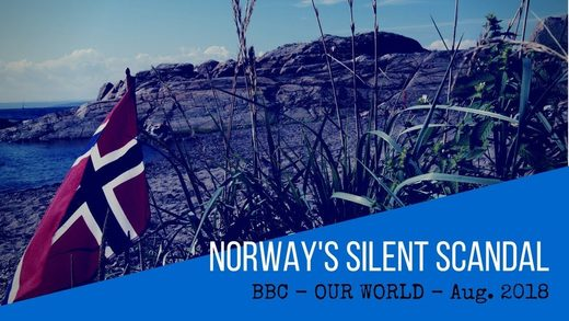 norway's silent scandal