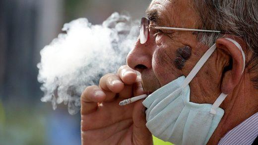 nicotine covid-19
